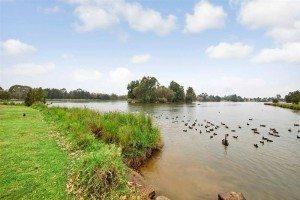 Harrington Park Lake