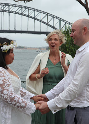 Marriage Registry Office, Blues Point Reserve, McMahons Point, Sydney