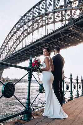 Marriage Registry Office, Bradfield Park, Milsons Point, Sydney