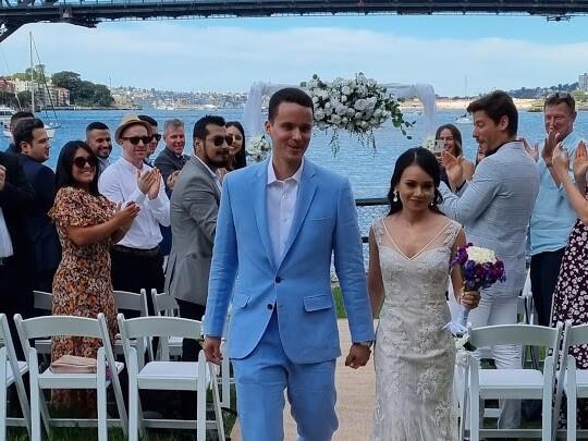 COVID Weddings Return in 2021